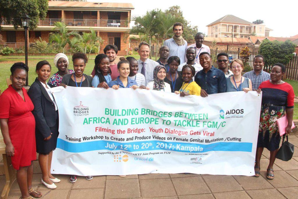 Building Bridges to tackle FGM/C – Kampala